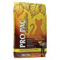 PRO PAC® Ultimates™Pro pac gato  Savanna Pride™ Chicken & Peas 2.5 kg + 1 Pauch de ?