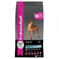 Eukanuba adulto large 15 kg + snacks + plato de acero de regalo!!!