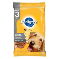 Pedigree senior + 7 años