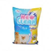 Sanitario para Gatos Neo Clean Lemon 5lts