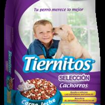 Tiernitos selección cachorros 21+3 kg mas snacks más plato de regalo!!!