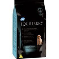 EQUILIBRIO CACHORRO RAZA GRANDE 15 KG + 1 SOMBRILLA Y SNACKS DE REGALO $1950