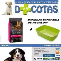 ALIMENTO EQUILIBRIO GATOS ADULTOS 7.5+750 grs  + 1 BANDEJA SANITARIA DE REGALO!!! $1480