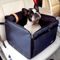 ARCA SKU: 85727099 Transportín para gatos y perros pequeños Dimensión: 38 x 38 x h 29 cm
