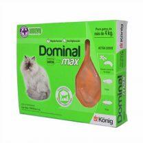 Dominal Max Gato + 4kg Pipeta-ambiental-konig
