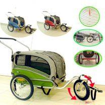 AP-D005-032 Carrito para pasear Carrito para pasear con bicicleta 68 x 43 x 72 cm