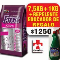 FROST GATITOS DE 1 A 12 MESES +1 EDUCADOR REPELENTE PARA GATOS $1245