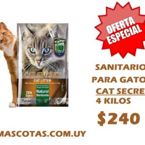 CAT SECRET