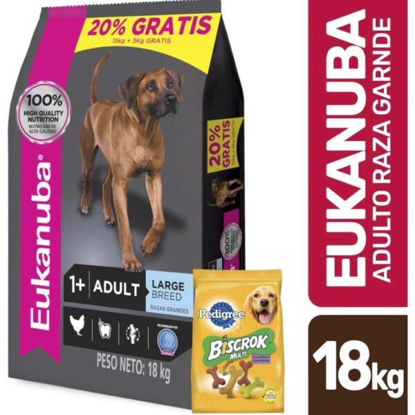 eukanuba 18 kg +