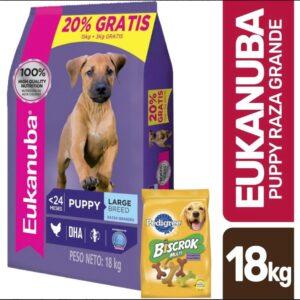 eukanuba cachorros 18 kg